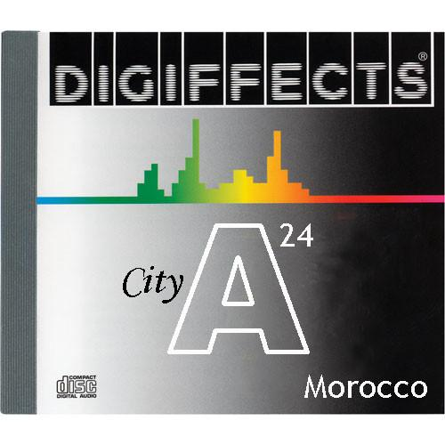 Sound Ideas Sample CD: Digiffects City SFX - SS-DIGI-A-24