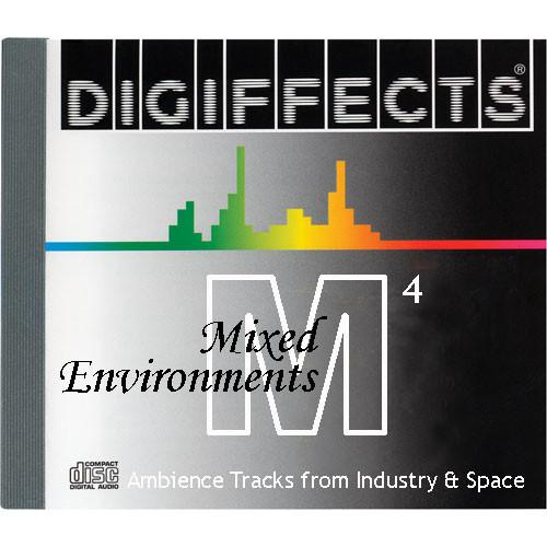 Sound Ideas Sample CD: Digiffects Mixed SS-DIGI-M-04