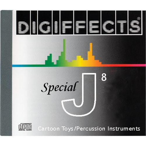Sound Ideas Sample CD: Digiffects Special SFX - SS-DIGI-J-08