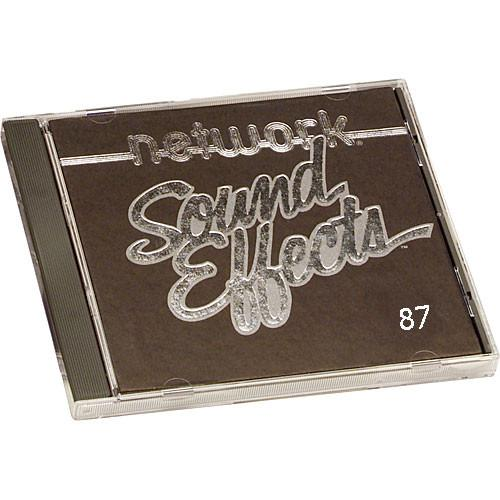 Sound Ideas Sample CD: Network Sound Effects - SS-NTWK-087