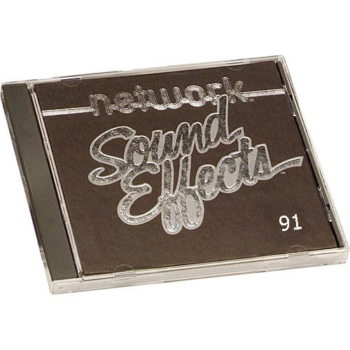 Sound Ideas Sample CD: Network Sound Effects - SS-NTWK-091