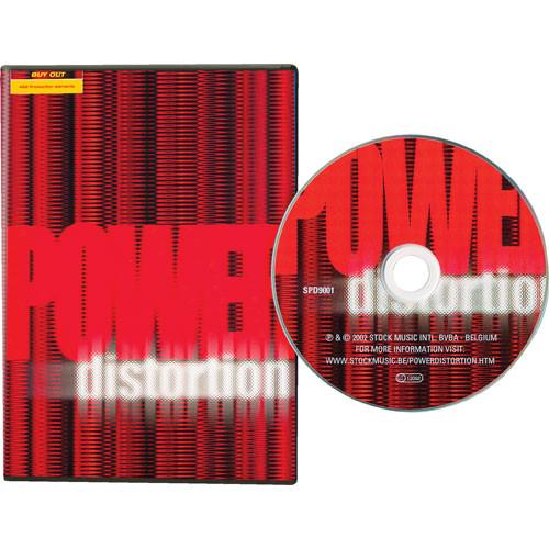 Sound Ideas Sample CD: Power Distortion - SI-POWER-DISTOR