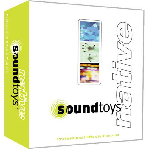 SoundToys SoundToys Native Effects Plug-In SOUNDTOYS NATIVE