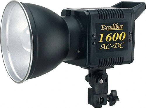SP Studio Systems Basic Excalibur AC/DC 1600 Monolight Kit