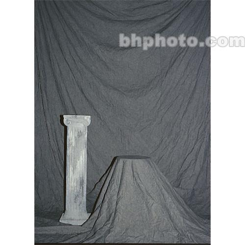 Studio Dynamics 10x10' Muslin Background - Medium Grey 1010CLMG
