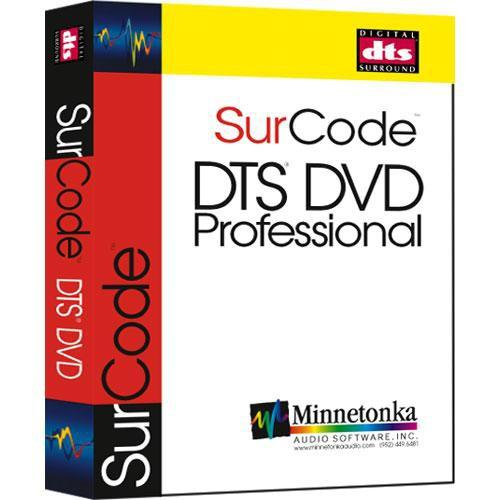SurCode SurCode DVD-DTS - 5.1 Surround DTS Encoder for DVD SDVW
