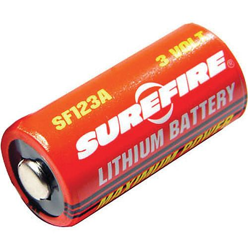 SureFire Bulk Box of 1200 SureFire SF123A Batteries SF1200-BULK
