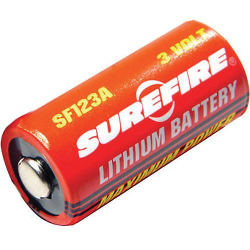 SureFire Bulk Box of 400 SureFire SF123A Batteries SF400-BULK