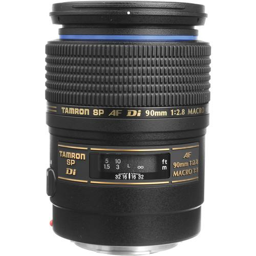 Tamron SP 90mm f/2.8 Di Macro Autofocus Lens for Sony AF272M-700