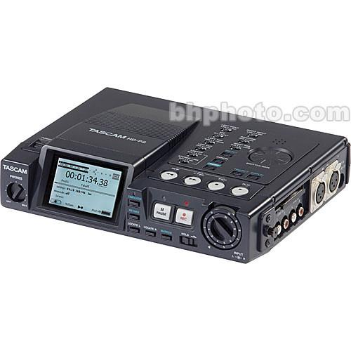 Tascam  HD-P2 Portable Stereo CF Recorder HD-P2