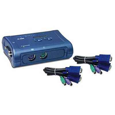 TRENDnet  2-Port PS/2 KVM Switch TK-205K
