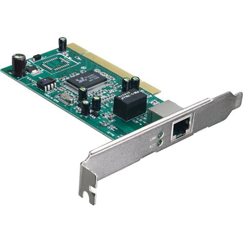 TRENDnet  Gigabit Ethernet PCI Adapter TEG-PCITXR