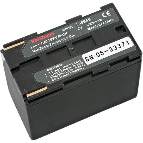 VariZoom S8945 High-Capacity Li-Ion Battery S-8945