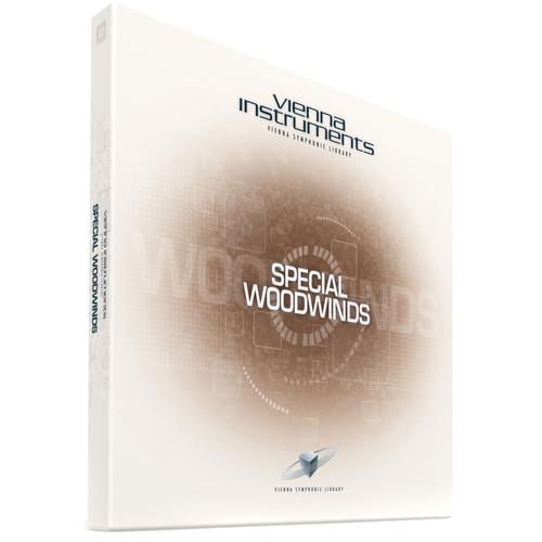 Vienna Symphonic Library Special Woodwinds - Vienna VSLV12