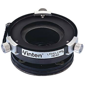 Vinten 3328-30 Quickfix Leveling Adapter with 4-Bolt 3328-30