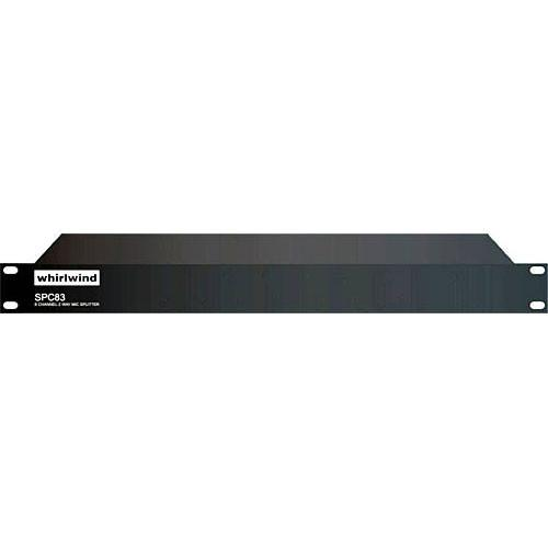 Whirlwind SPC83P - 8-Channel Line Splitter with Direct SPC83P