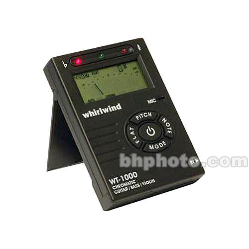 Whirlwind  WT-1000 Guitar Tuner WT1000