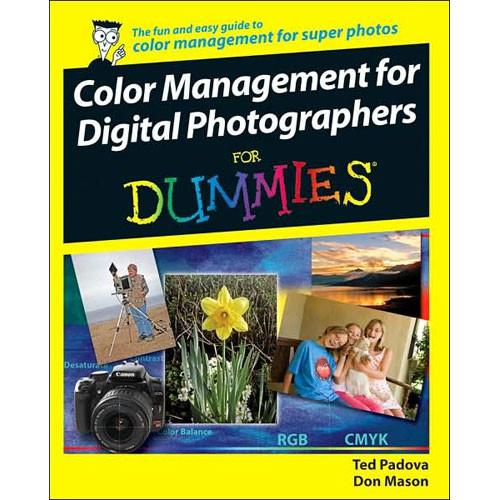 Wiley Publications Book: Color Management 9780470048924