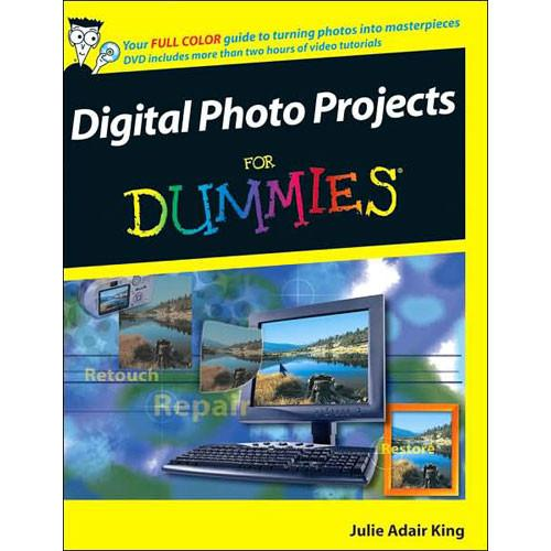 Wiley Publications Book/DVD: Digital Photo 978-0-470-12101-6
