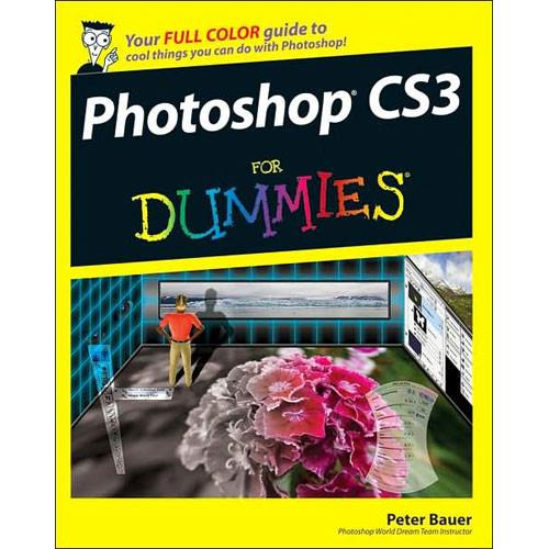 Wiley Publications Book: Photoshop CS3 978-0-470-11193-2