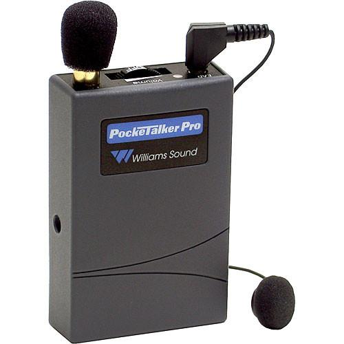 Williams Sound PKTPRO12 - Pocketalker Pro Personal PKT PRO1-2