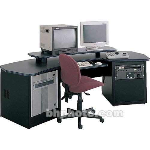 Winsted  Dual Desk with Adjustable Shelf E4402