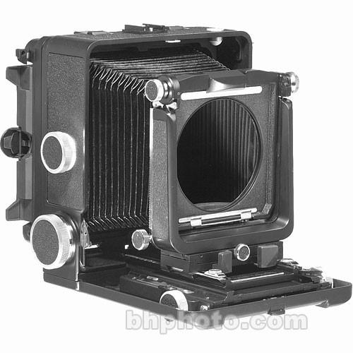 Wista Technical 45SP 4x5 Metal Field Camera 214502