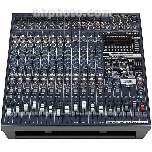 Yamaha  EMX5016CF - 16 Powered Mixer EMX5016CF
