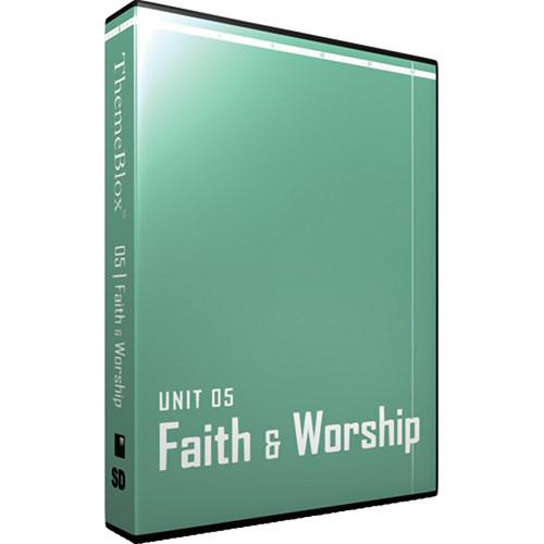 12 Inch Design ThemeBlox Unit 05 SD - Faith and 05THM-NTSC