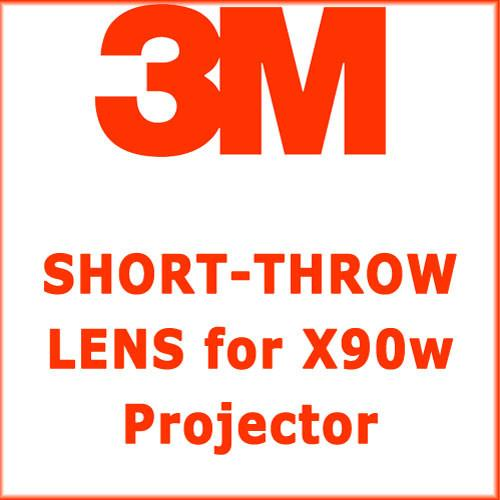 3M 20- 31.9mm Short Throw Projection Lens 78-6969-9890-1