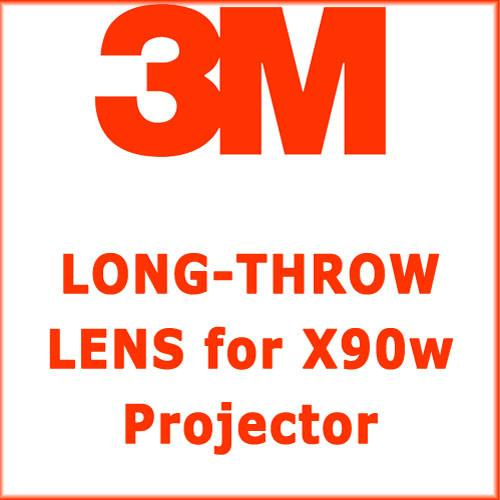 3M 31.9-62.6mm Long Throw Projection Lens 78-6969-9891-9