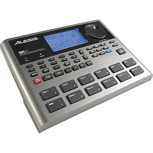 Alesis  SR-18 Portable Drum Machine SR18