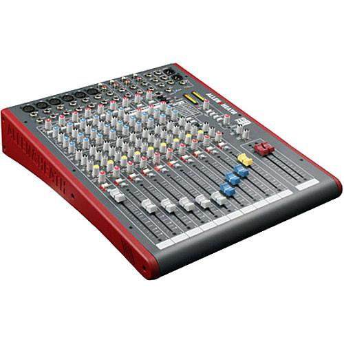 Allen & Heath ZED-12FX - 12-Channel Recording Mixer AH-ZED-12FX