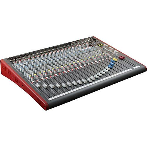 Allen & Heath ZED22FX - 22-Channel Recording Mixer AH-ZED-22FX