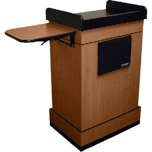 AmpliVox Sound Systems Multimedia Computer Lectern SW3230-MO-L
