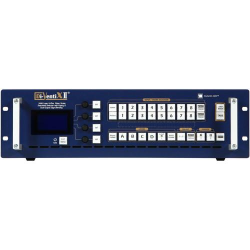 Analog Way DVX 8044 DI-VENTIX II Mixer, Scaler & DVX 8044