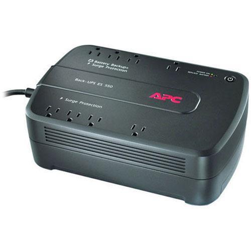 APC BE550G Back-UPS 550 8 Outlet Surge Protector and BE550G
