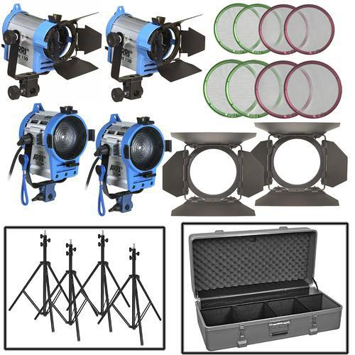 Arri  Four-Light Fresnel Mini Kit LK.0005668