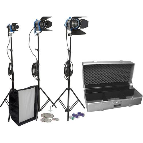 Arri  Softbank D1 Three-Light Kit