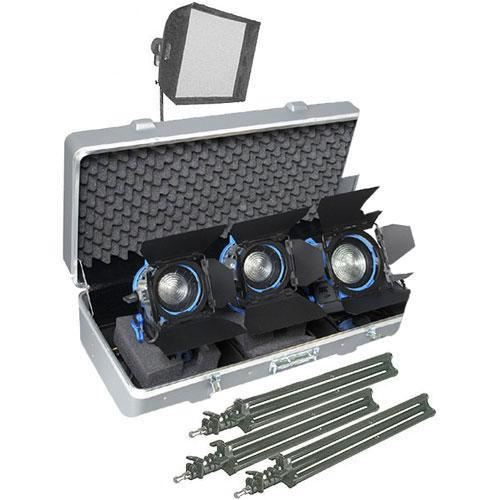 Arri  Softbank D2 Three Light Kit LK.0005612