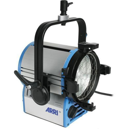 Arri T2 Location Fresnel - 2000 Watts, Stand Mount - L1.41255.A