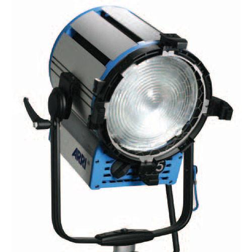 Arri T5 Location Fresnel - 5000 Watts, Stand Mount L1.40000.A