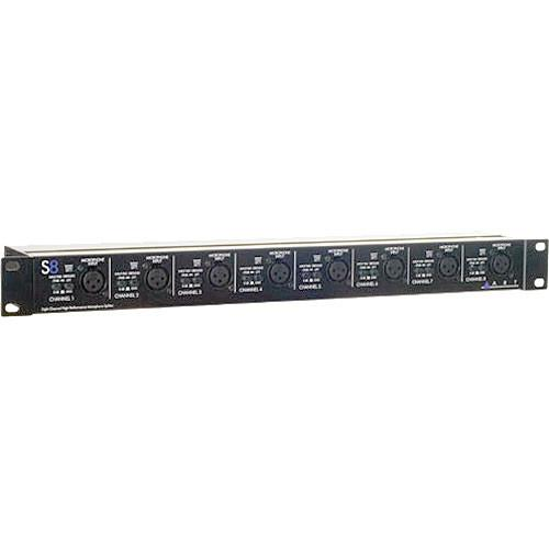 ART S8 - 8-Channel Microphone Signal Splitter ARTS8