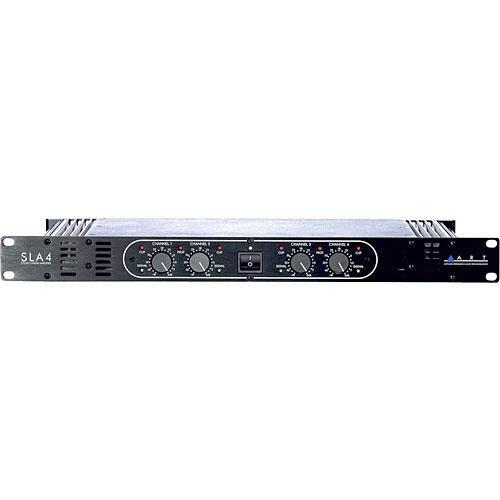 ART SLA-4 4-Channel Studio Linear Power Amplifier SLA-4