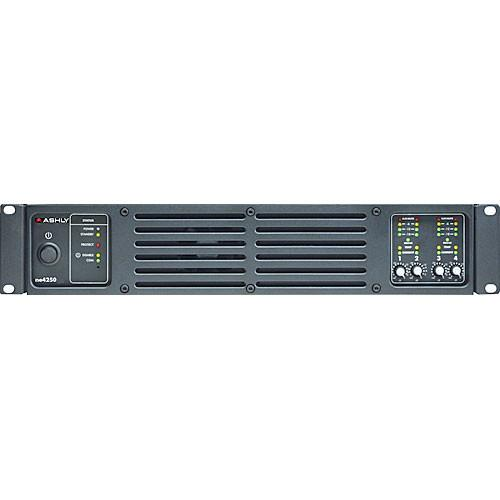 Ashly ne4250.70 Network Enabled Four-Channel Amplifier NE4250.70