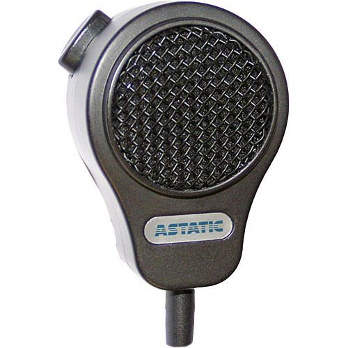 Astatic 651 Small Format Dynamic Palmheld Microphone 651