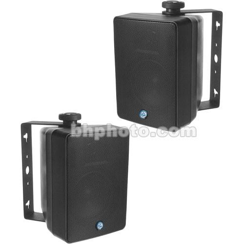 Atlas Sound Basic Single-Zone, 70V Wall Mount Sound System