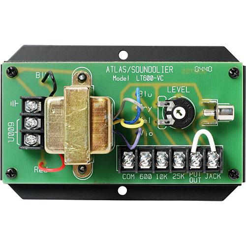 Atlas Sound LT600-VC Phone to Line Matching Transformer LT600-VC