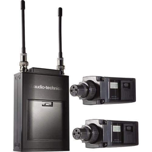 Audio-Technica ATW-1822 - Dual Wireless Microphone ATW-1822D