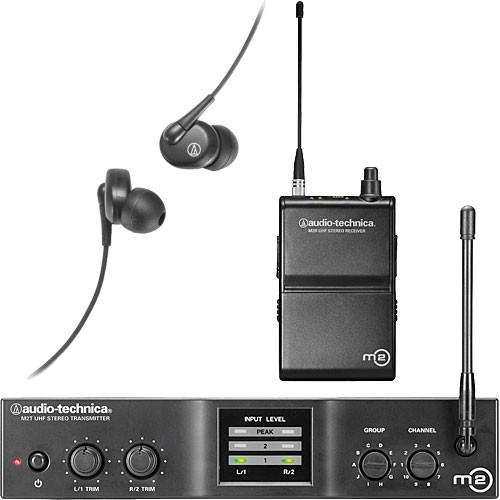 Audio-Technica M2 Wireless In-Ear Monitoring System M2M